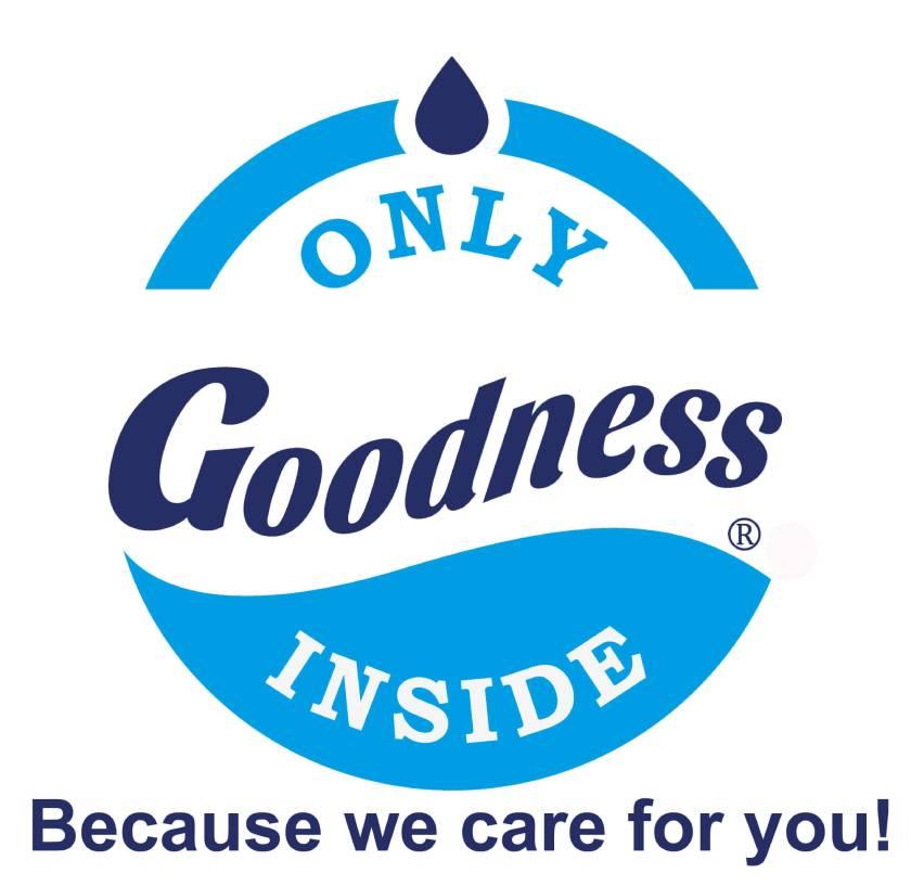 ONLY GOODNESS INSIDE
